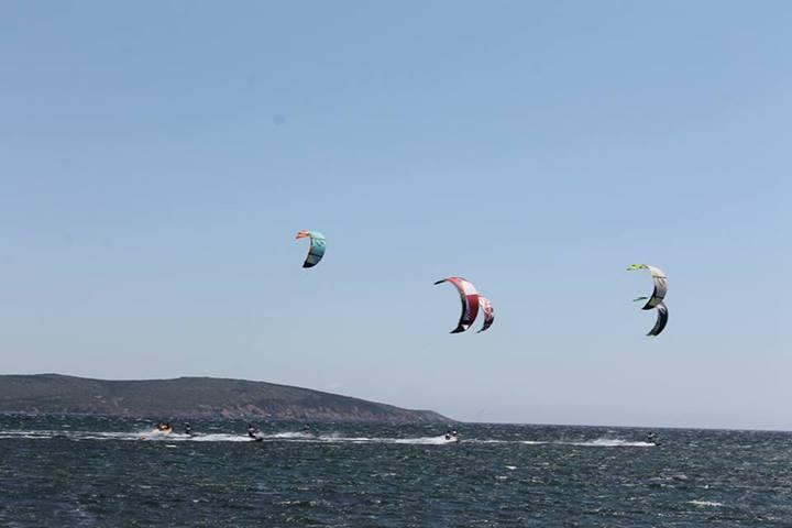 Learn to Kitesurf in Sardinia