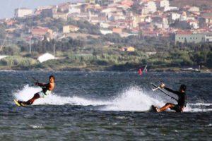 Kitesurf Aufsteiger Kurs auf Sardinien | Kitesurfen Lernen Sardinien
